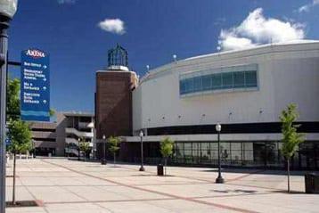 Harbour Yard Arena Bridgeport CT