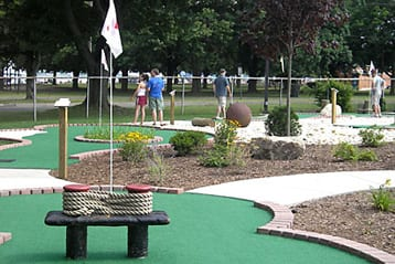 Norwalk CT Mini Golf