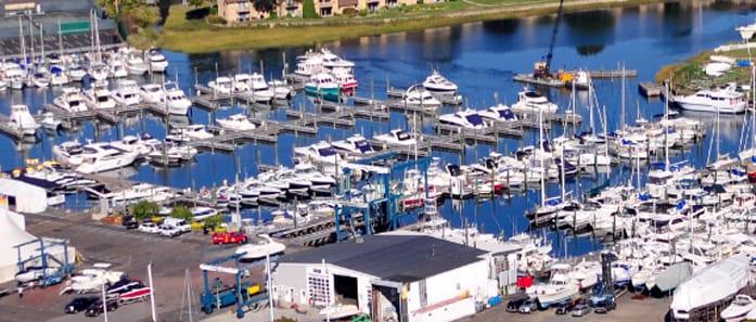 Norwalk CT Boat Show