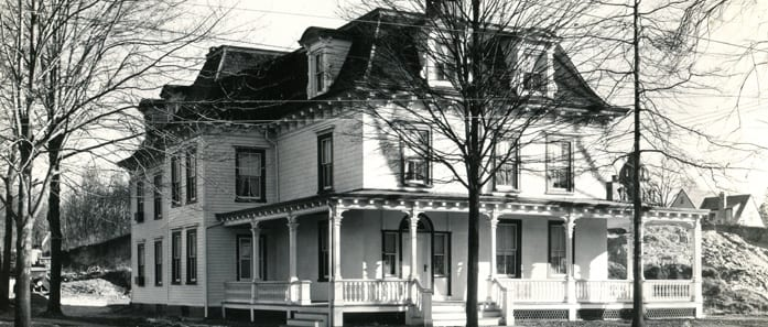 Historical Picture of The Norwalk Inn