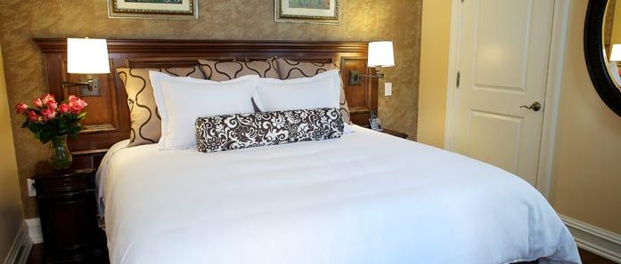Bedroom in The Bush Suite