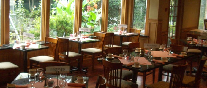 Tables in Dining Room