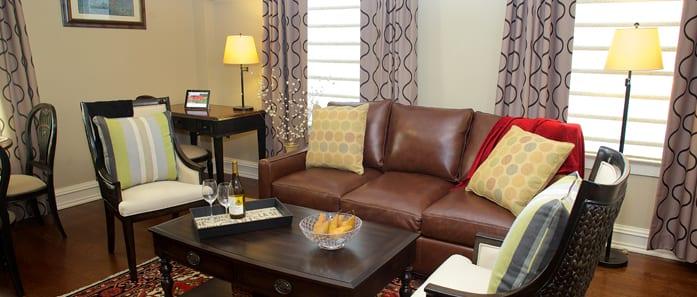 Salon in The Ludlowe Suite